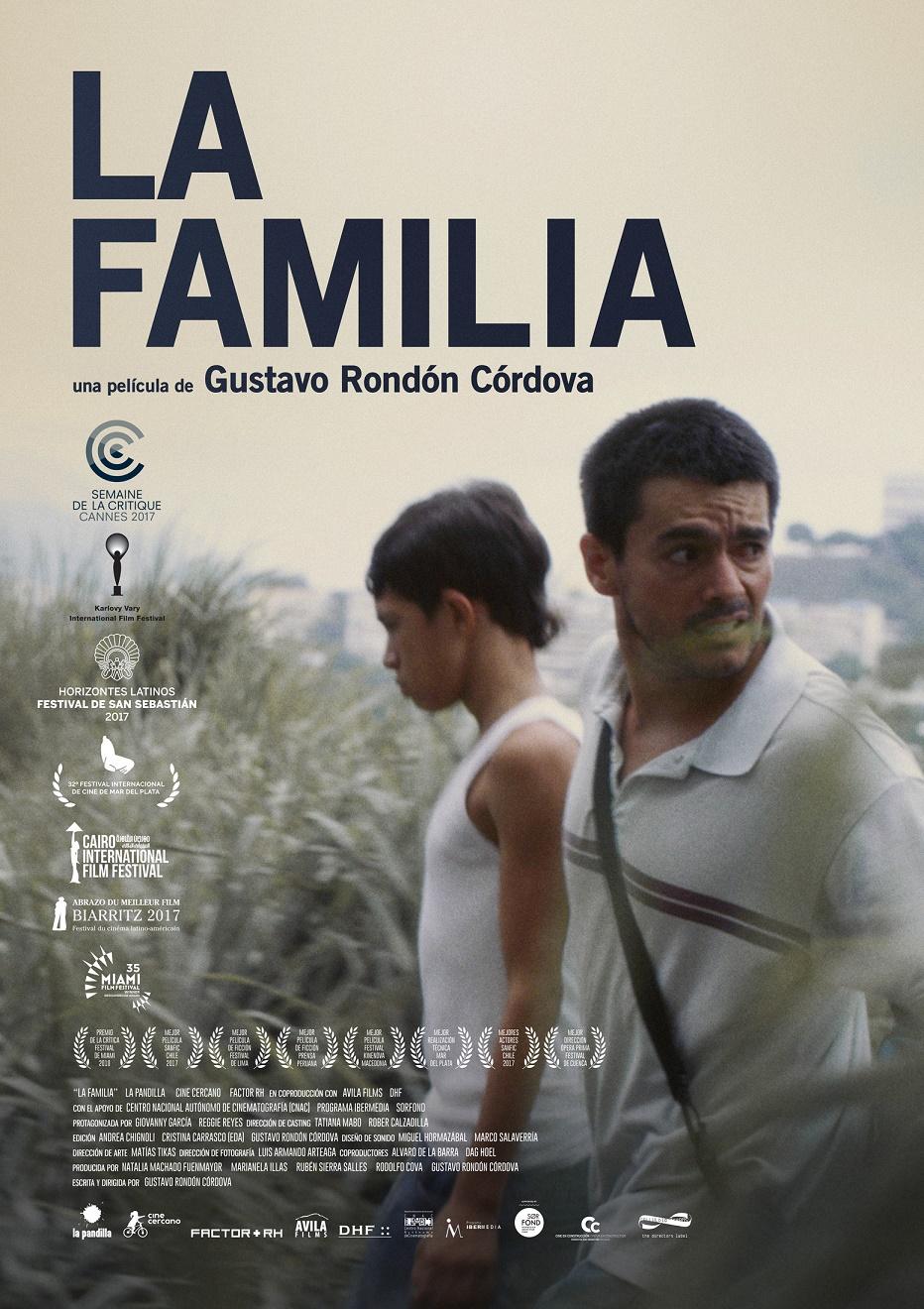 Afiche_LaFamilia